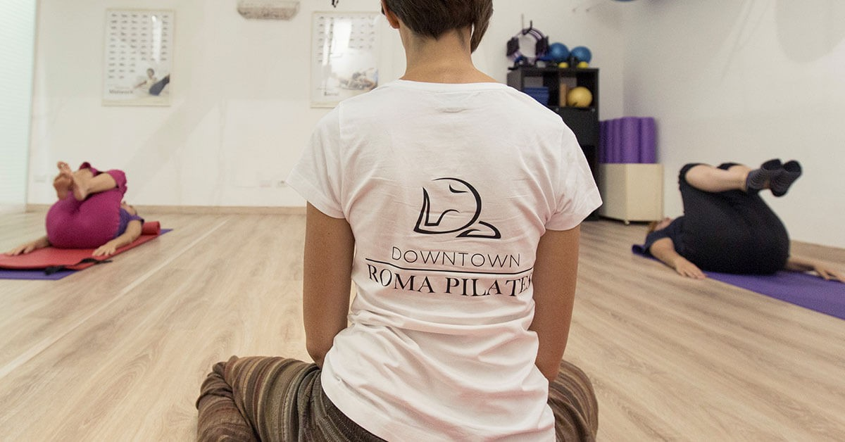 Insegnante di Yoga - Downtown Roma Pilates