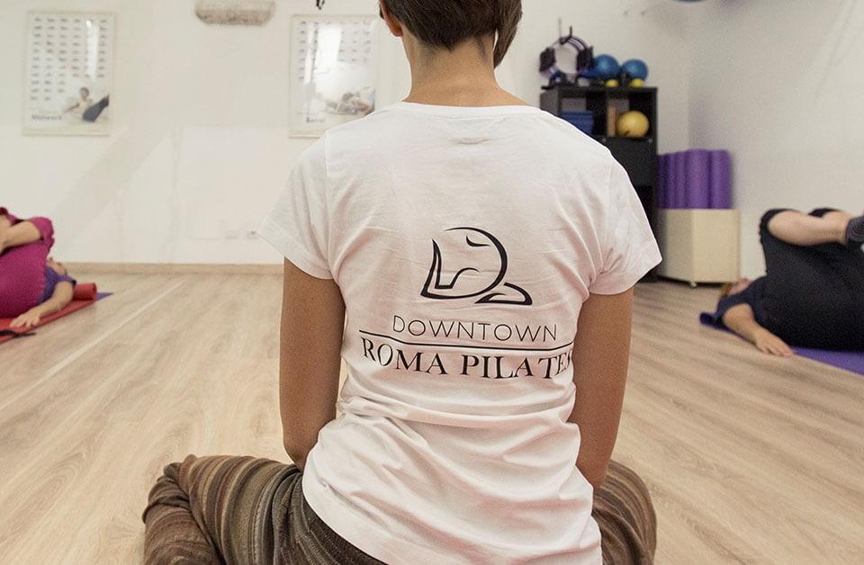 Insegnante di Yoga - Downtown Roma Pilates