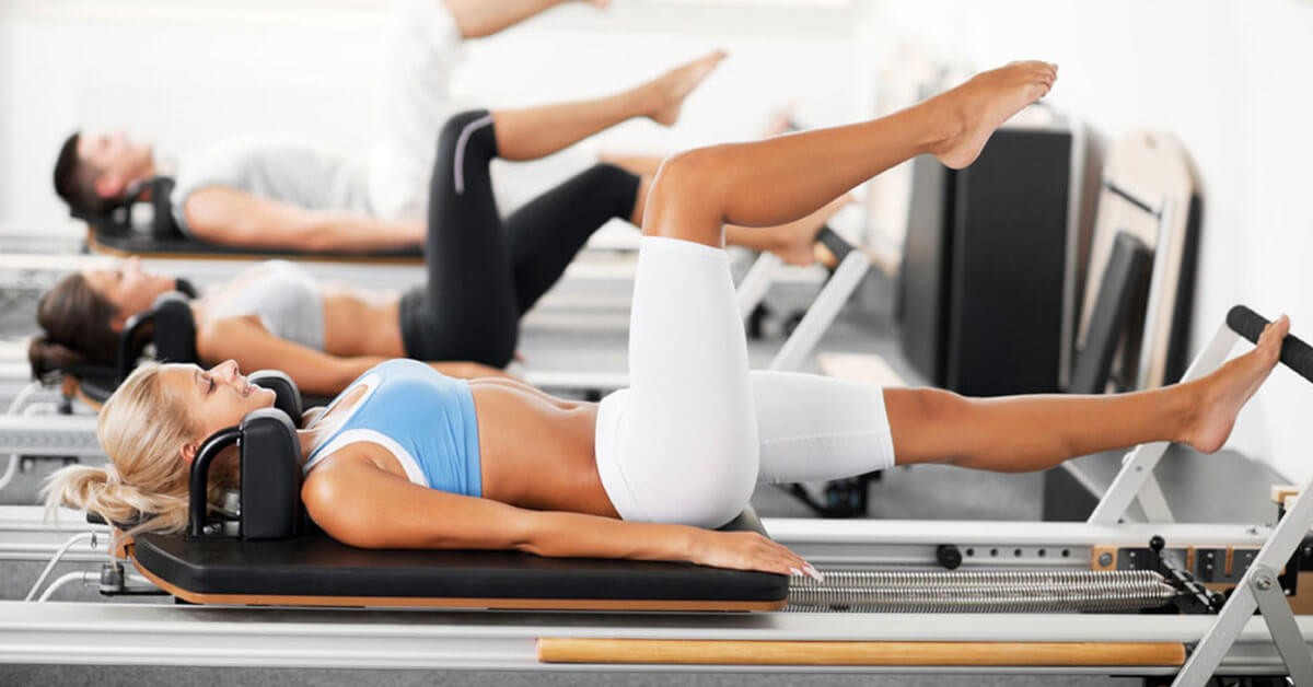 Reformer Pilates. i benefici