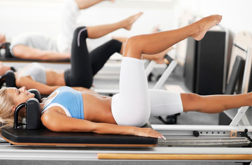 Reformer Pilates. i benefici